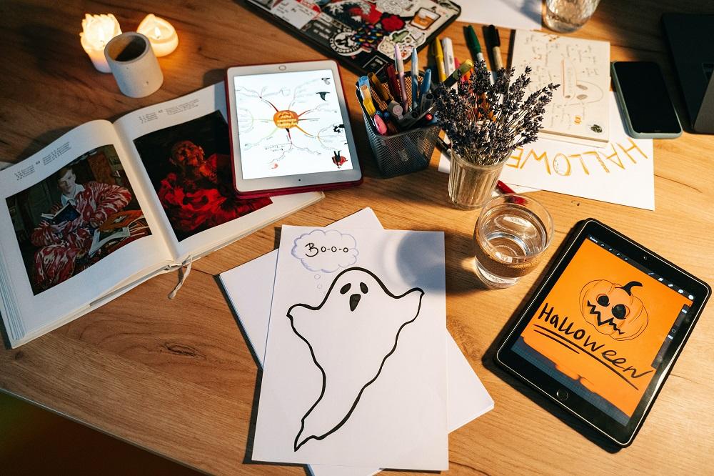 Halloween reading list - three fearsome tales!