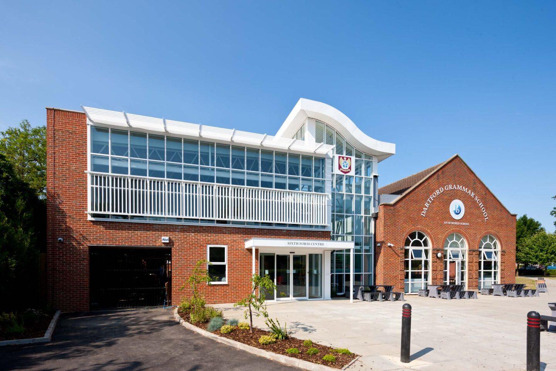 Dartford Grammar School building